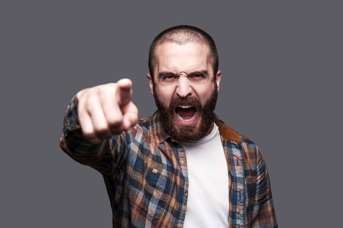 عصبانیت میتواند باعث سرطان شود