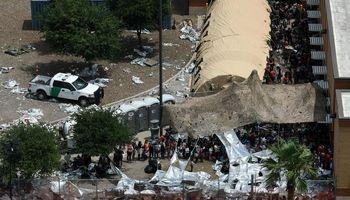 فاجعه انسانی در مرز مکزیک و آمریکا +تصاویر