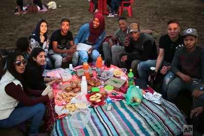 آخرین روز ماه رمضان در مراکش +تصاویر