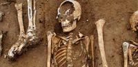 کشف گور دسته جمعی قرون وسطایی در حومه انگلیس