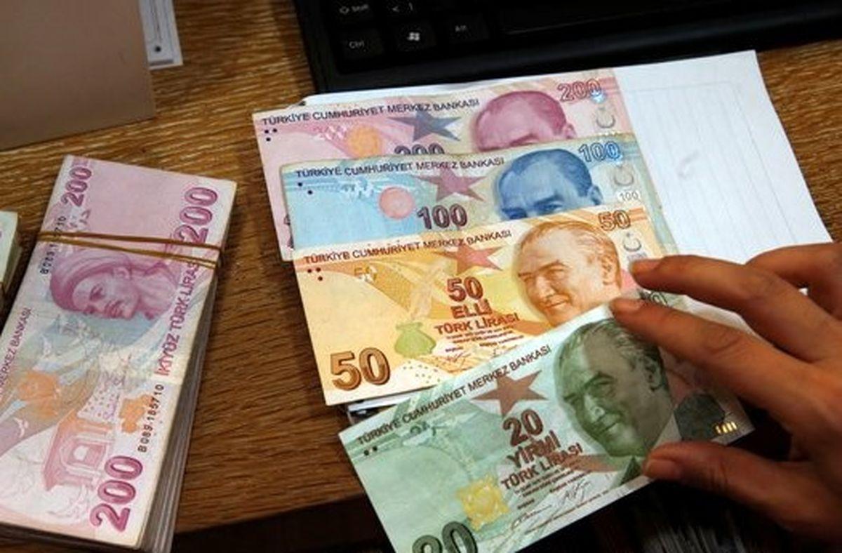 ذخایر ارزی ترکیه به کمترین مقدار رسید