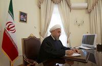 روحانی جامعه جهانی را به مقابله با رژیم صهیونیستی فراخواند