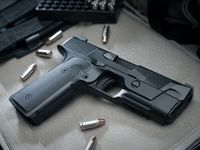 سلاحی با ادعای بهترین طراحی در نوع خود! +تصاویر