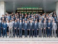 اعزام مهندسان سعودی به کره جنوبی برای یادگیری طراحی رآکتور هستهای