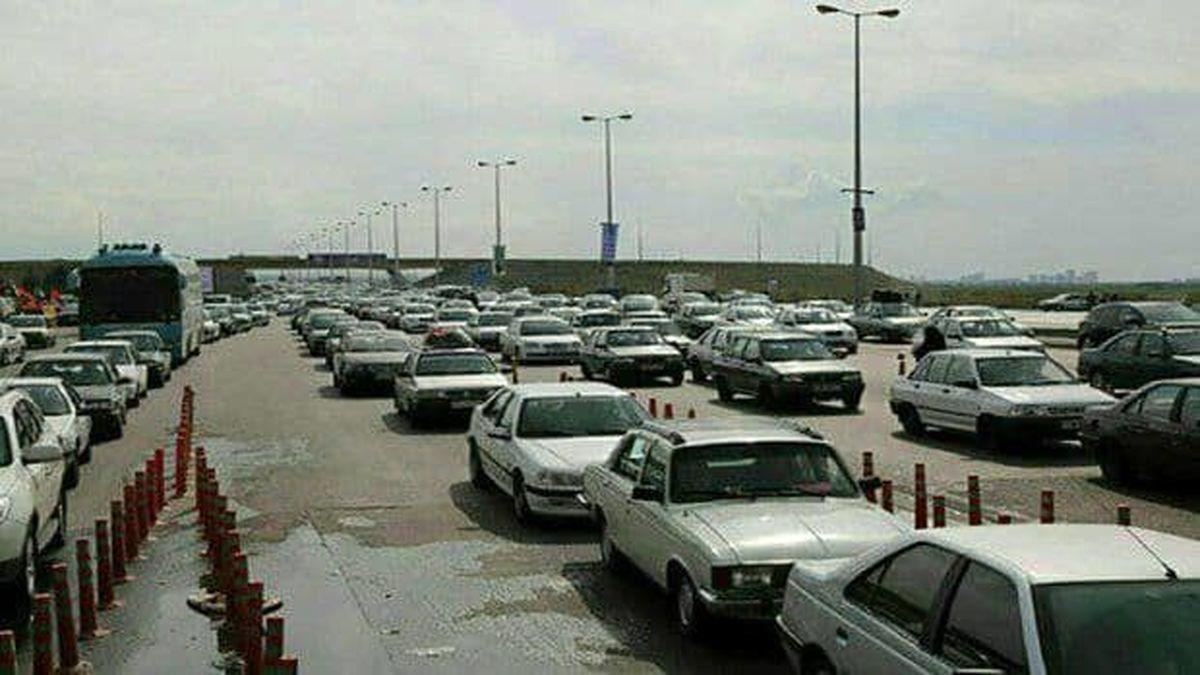 خروج ۱۲۱هزار خودرو از تهران