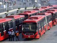 خرید هر اتوبوس شهری چقدر آب میخورد؟