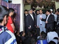 بازدید دادستان تهران از زندان تهران بزرگ