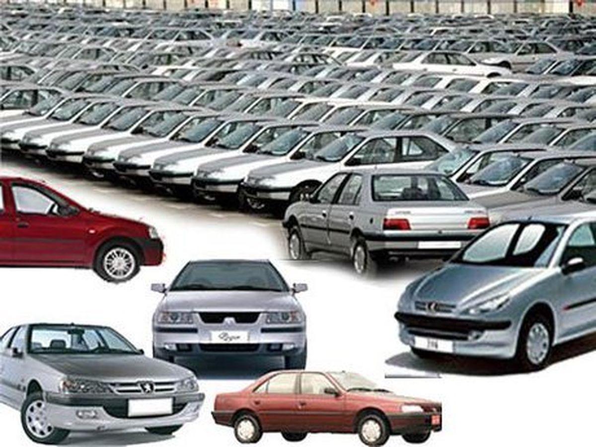 سرازیری قیمتها در بازار خودرو
