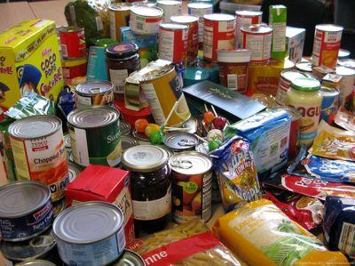 موادغذایی غیراستاندارد در تهران توقیف شد