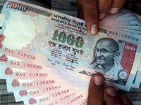 تداوم کاهش بی سابقه ارزش روپیه هند