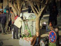 شهروندان موارد زباله گردی کودکان را به ۱۳۷گزارش دهند