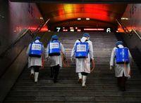 پکن: شیوع «کرونا» بهزودی پایان خواهد یافت