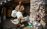 روستاهایی که هنوز از آب لولهکشی محرومند +عکس