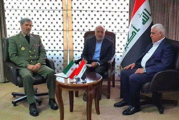 امیر حاتمی: کمکهای ایران تا ریشهکنی داعش ادامه مییابد