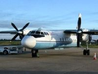 ۲کشته و ۷مجروح حین فرود اضطراری هواپیمای روسی