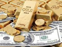سقوط آزاد طلا و دلار در بازار امروز/ دلار به کانال 12هزار تومان نزدیک شد
