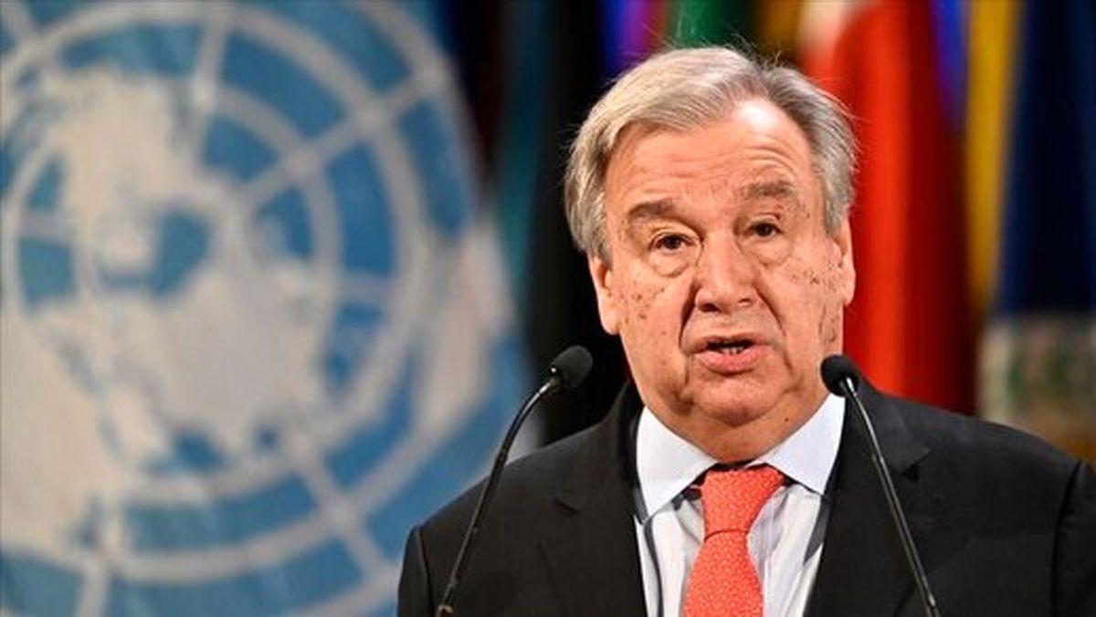 هشدار دبیر کل سازمان ملل درباره بحران انسانی در افغانستان