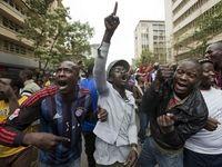 تظاهرات برای انتخابات دوباره ریاستجمهوری در کنیا +تصاویر