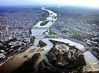 اهواز، تنها شهر نارنجی خوزستان