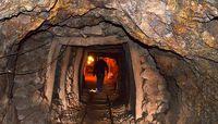 نخستین معدن منگنز شهرستان بشاگرد احیا و فعال شد +فیلم