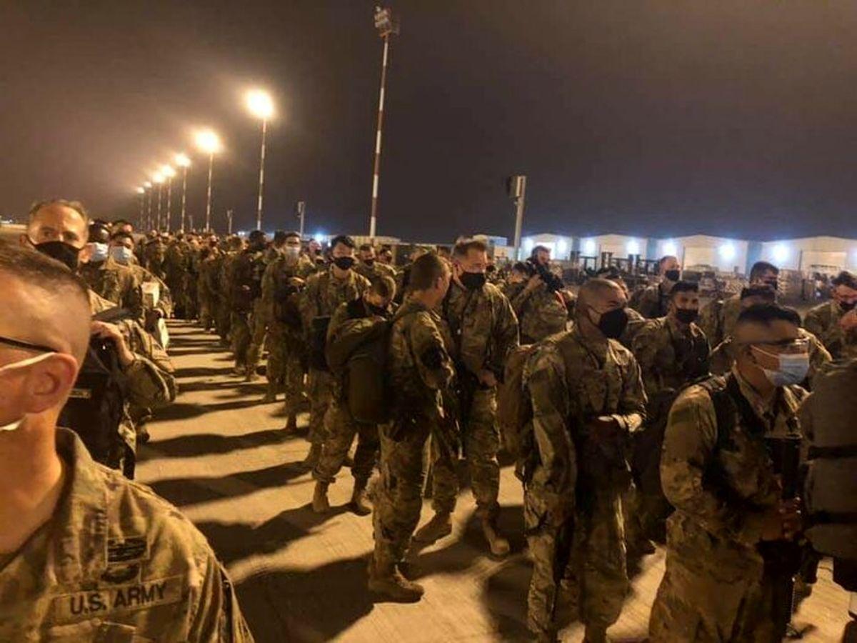 آمریکا بخشی از نیروهای خود را از عراق خارج کرد