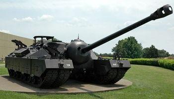 سلاح غول پیکری که هیتلر شخصا تولید آنرا تایید کرد! +تصاویر