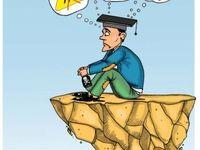 خودکشیهای دانشجویی! (کاریکاتور)