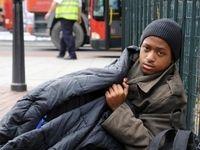 افزایش ۳ برابری افراد بیخانمان در انگلستان