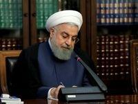 روحانی: پزشکان، پرستاران فداکاری بزرگی از خودشان نشان دادند