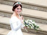 دومین عروسی سلطنتی انگلیس در سال 2018 +تصاویر