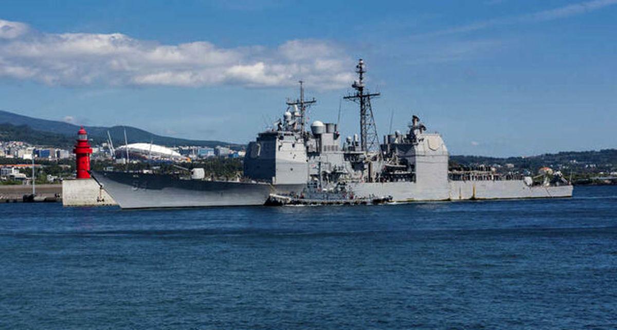 انصراف آمریکا از اعزام ناو جنگی به دریای سیاه