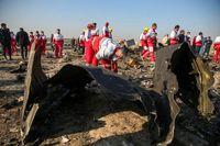 درخواست کانادا و انگلیس درباره پرونده سقوط هواپیمای اوکراینی