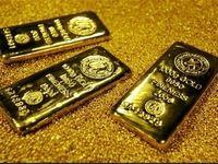 ایران ۴۵ تن طلا خرید