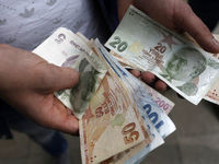 سقوط لیر در پی برکناری رئیس بانک مرکزی ترکیه