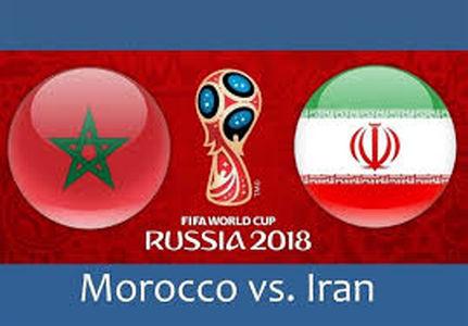 ترکیب احتمالی ایران و مراکش از نظر سایت فیفا