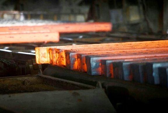 قیمت شمش فولاد بین ۴۵۰۰تا ۵۱۰۰تومان تعیین شد