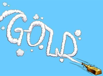 سقوط آزاد طلا در بازار جهانی