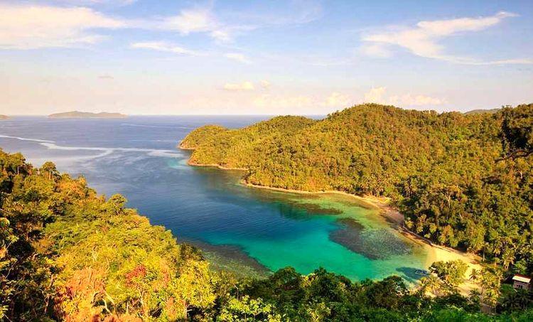 """""""پالاوان""""زیباترین جزیره جهان در فیلیپین+تصاویر"""