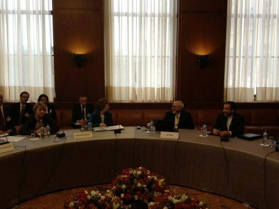 نخستین عکس از مذاکرات ایران و 1+5