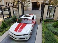 جدیدترین مهمان آمریکایی خیابانهای تهران +عکس