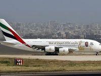 توقف خط تولید بزرگترین هواپیمای مسافربری +فیلم