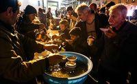 اجتماع خودجوش حمایت از سپاه پاسداران - اهواز +عکس