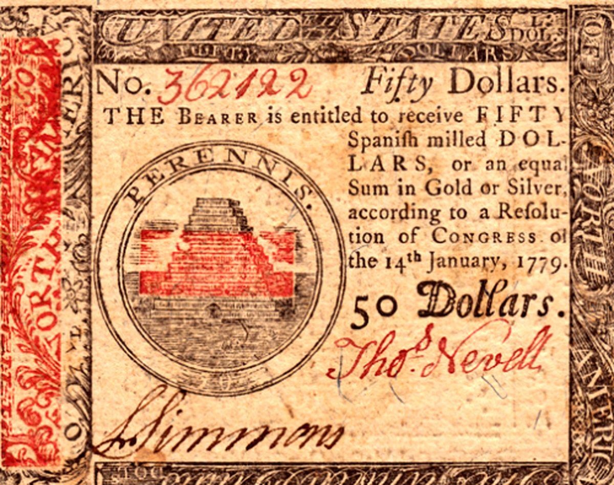 تکامل دلار آمریکا در طول تاریخ +عکس | اقتصاد آنلاین
