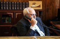 گفتوگو تلفنی وزیران خارجه ایران و فرانسه