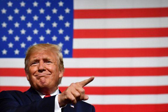 واکنش ترامپ به حضور ظریف در فرانسه