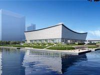 سالن ۳۲۰میلیون دلاری برای والیبال المپیک