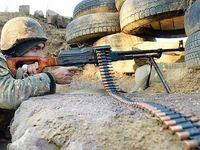 اصابت یک موشک جنگ قرهباغ به ۱۲۰کیلومتری تبریز +عکس