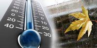 تداوم کاهش دما در تهران