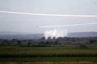 جنگ همسایگان در مرز ایران +عکس