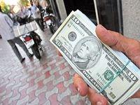 دلار در کانال 3400 تومان ماند